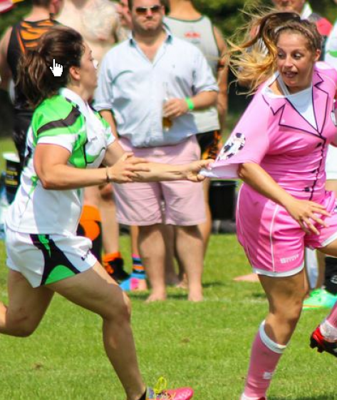 London Rugby 7s Festival!