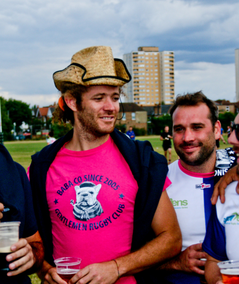 London Int'l Rugby 7s!