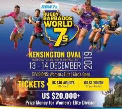 Rugby Barbados World 7s